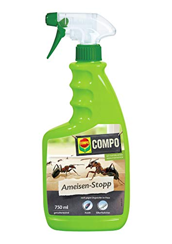 Compo Ameisen-Stopp N, Bio Insektenspray, 750 ml
