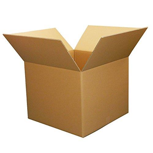 ボックスバンク ダンボール 200サイズ 5枚セット【法人 学校 個人事業主 限定販売】(68×68×55cm) 引っ越し 特大 段ボール箱 FD11-0005