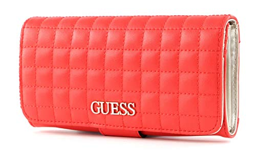 Guess Matrix SLG File Clutch Red