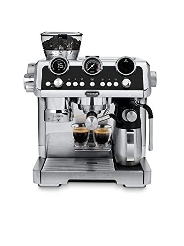 De'Longhi EC9665M La Specialista Maestro Espresso Machine, Stainless Steel
