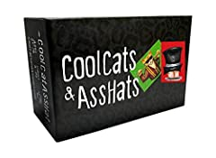 HILARIOUS, INTERACTIVE PARTY GAME: Learn all about your friends, then laugh at them. CoolCats will turn your next party into a hilarious night you'll never forget. It's perfect for game night, a party, pregame, or just anytime you're hanging with fri...