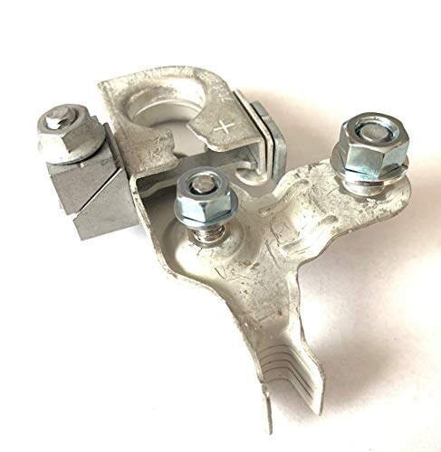 NEW BT4Z-14450-AA Positive Battery Terminal Clamp w NUTS