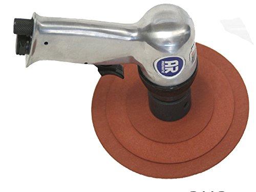 Lijadora Neumática de Disco Alta Velocidad 75-140mm.