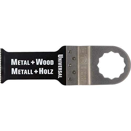 Fein Universal E-Cut-Sägeblätter 5er Pack, Breite 28 mm 5 Stk