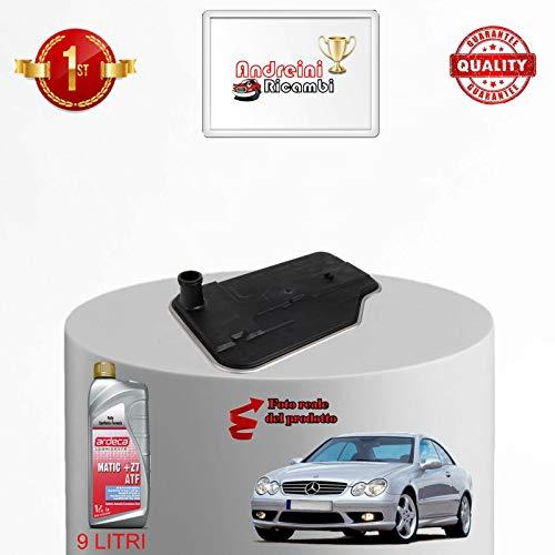 KIT CAMBIO AUTOMATICO E OLIO CLK 320 A209 160KW 2009  1076