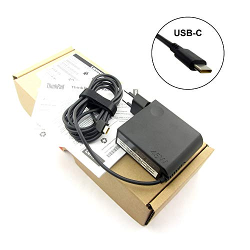 Lenovo Stecker Netzteil Wallplug Thinkpad Yoga 11e Chromebook (20HW) (USB-C 45 Watt Original) 4X20E75135 5A10K34704 00HM637 SA10E75815 ADLX45UDCE2A ADLX45YCC3A ADLX45UCCU2A 5A10K34728 SA10E75829