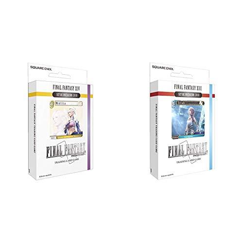 Koch Media Final Fantasy TCG Mazo FF XIV 2018 + Final Fantasy TCG Mazo FF XIII 2018