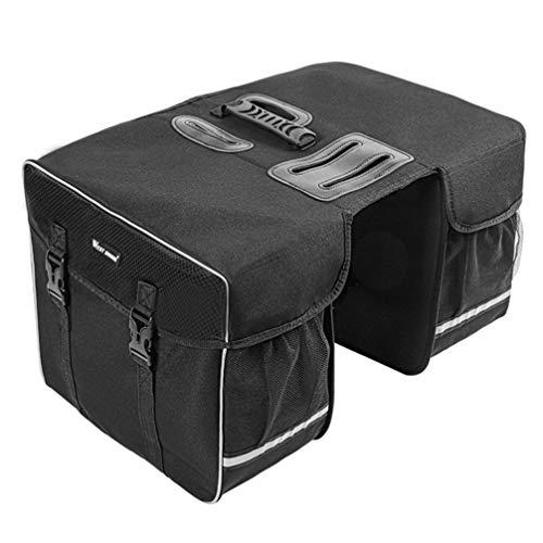 BESPORTBLE Fahrradträger Packtasche Gepäckträger Gepäckträger Koffer Koffer wasserdichte Fahrradfrachttasche MTB Fahrrad Aufbewahrungstasche zum Radfahren