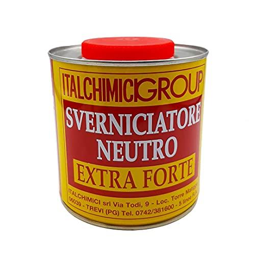 Sverniciatore neutro per legno e metalli 750 ml