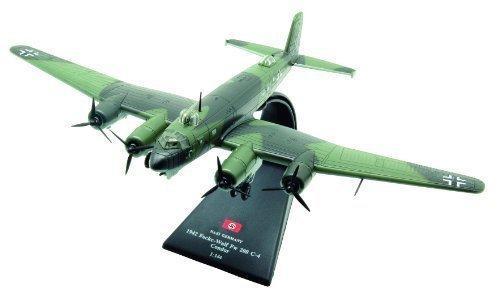 Focke-Wulf Fw 200 Condor diecast 1:144 model (Amercom LB-24)