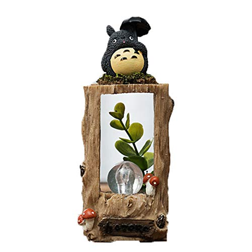 My Neighbor Totoro lamp Anime Studio Ghibli creatief led-nachtlampje, leuk als cadeau voor kinderen, voor huis, tuindecoratie (4 opties)