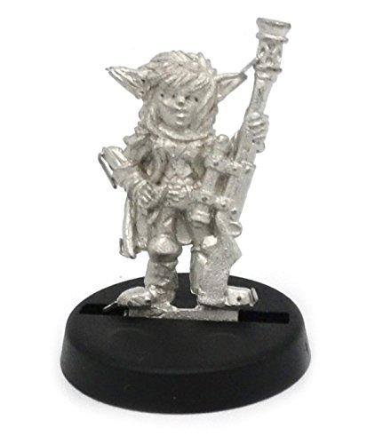 Stonehaven Miniatures 1 kanarienvogel, Armbrust und wurfhammer zubehör Miniatur-Abbildung für 28mm Table top Wargames