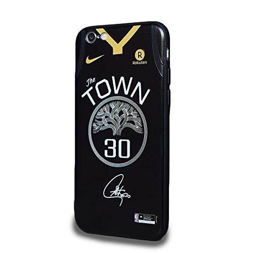 Custodia Maglia Stephen Curry Golden State iPhone 6 - iPhone 6s - Nero