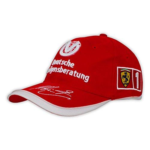 Scuderia Ferrari Gorra Michael Schumacher 2004