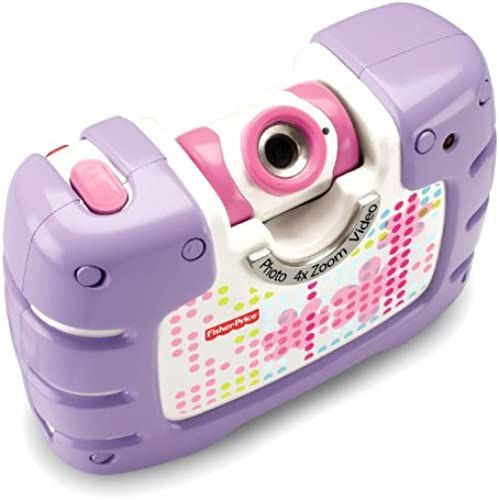 Fisher-Price Kid-Tough See Yourself Camera, lila by Fisher-Price