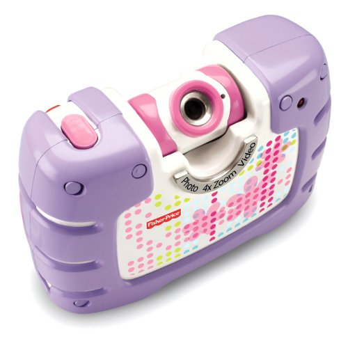 Fisher-Price Kid-Tough See Yourself Camera, Purple by Fisher-Price