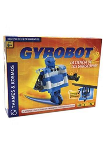 Kosmos - gyrobot, de wetenschap van de gyroscoop, spel (Bxgyro)
