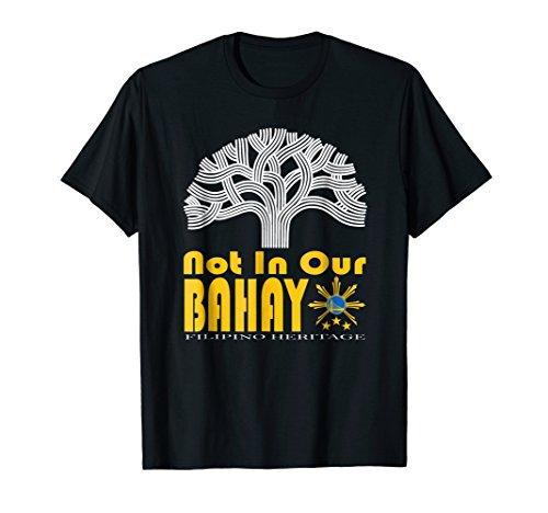 Oakland Filipino TShirt, Pilipinas Basketball Heritage Shirt