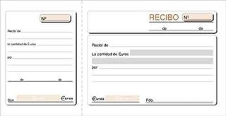 TALONARIO PRAXTON 1/3 Fº RECIBO 16017 C/10