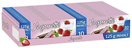 10 x Chocolade Ferrero Yogurette 125 gram