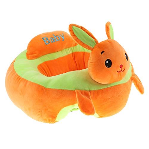 Nursing Mehrzweck-Aufbewahrungs-Bean Bag Gef/üllte Toy Organizer mit Sicherheitsgurt outgeek Baby Sitzsack