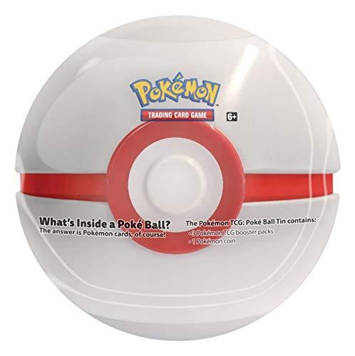 Pokemon 2021 Spring Premier Poke Ball Tin