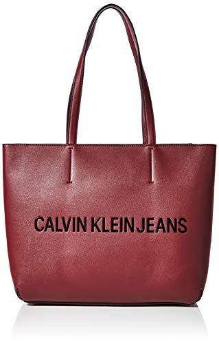 Calvin Klein SCULPTED EW TOTE 29MujerBolsos bandoleraMorado