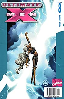 Ultimate X-Men #8 (Newsstand) VG ; Marvel comic book