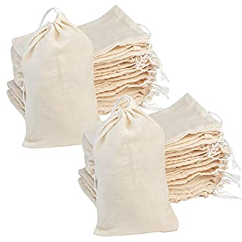 cotton bags with drawstring