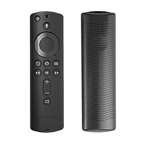 Funda de silicona para Amazon Fire TV Stick 4K Control remoto cubierta protectora