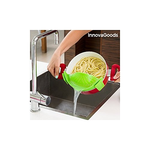 ESCURRIDOR DE SILICONA INNOVAGOODS KITCHEN FOODIES
