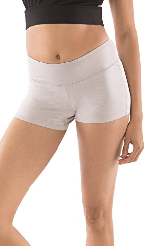 Yogatech Womens Pull On Hot Flex Yoga Shorts