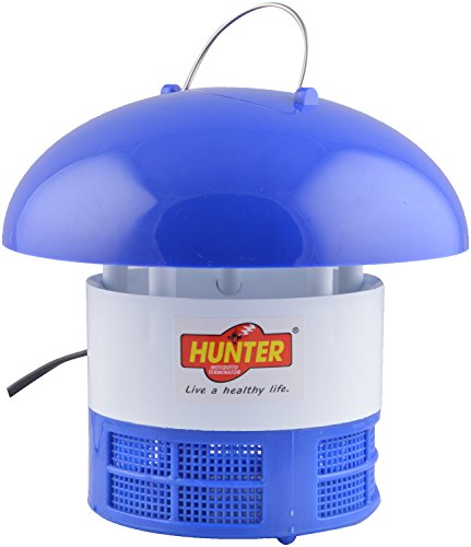 Hunter Mosquito Repellant Machine (Multicolor, Plastic)