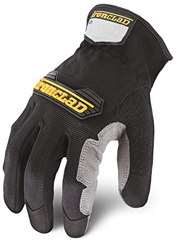 Ironclad WorkForce All-purpose Gloves, Grey, Medium