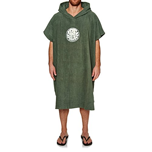 Rip Curl 2018 Hooded Changing Robe/Poncho Forest Night