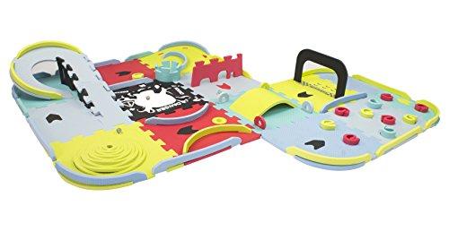 Tatamiz - Tapis jeux de billes puzzle en mousse - Terrain personnalisable - Enfants dès 3 ans - D'arpèje - TTMZ108