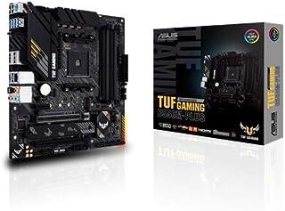 ASUS TUF GAMING B550M-PLUS AMD AM4 (3rd Gen Ryzen™) Micro ATX gaming motherboard (PCIe 4.0, 2.5Gb LAN, BIOS FlashBack, HDM...