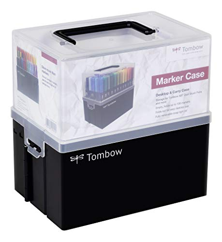 Tombow CASE-ABT-108C Stiftebox leer