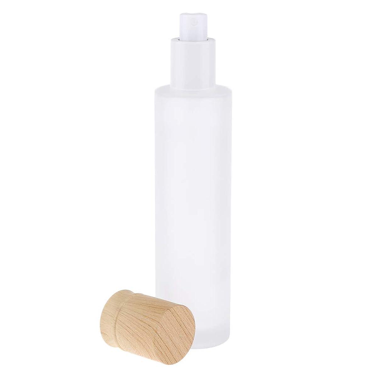 通信網フライカイト反映するP Prettyia 空 スプレーボトル 化粧品容器 香水スプレー容器 全6サイズ - 120ミリリットル