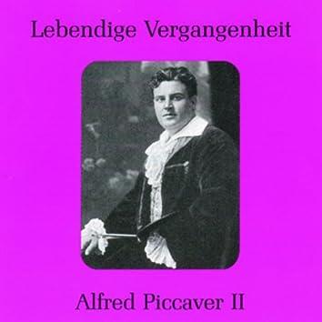 Lebendige Vergangenheit - Alfred Piccaver (Vol.2)