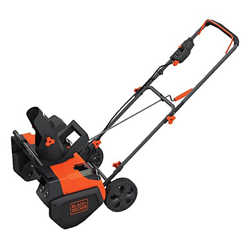 BLACK+DECKER LCSB2140 40V Max Lithium Snow Thrower, 21'