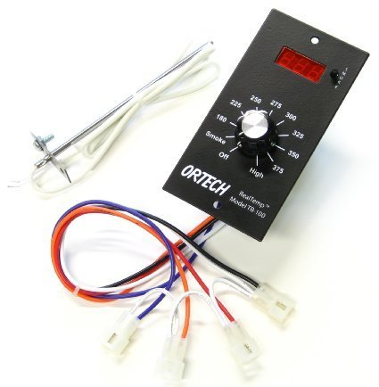 Digital Thermostat Kit for Traeger Pellet Grills by Ortech