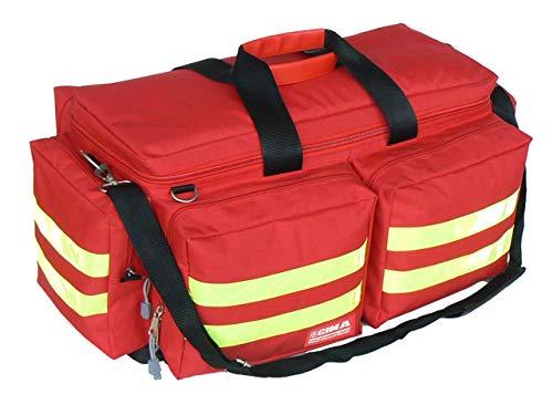 GIMA 27153 Borsa di Smart, Rivestita in PVC, 65x35x35 cm, Rosso (Red)