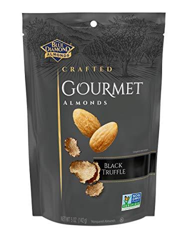 Blue Diamond Gourmet Almonds, Black Truffle, 5 Ounce