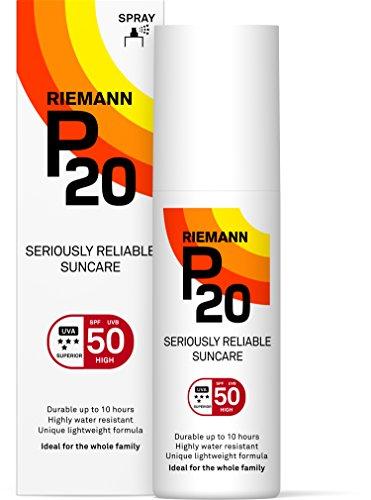 Riemann P20 Once A Day Sonnenschutz 100ml LSF50
