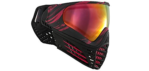 Virtue VIO Contour Thermal Paintball Goggles/Masks - Graphic Fire