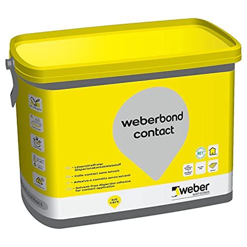 Weber 3388752181510 Pegamento para suelos blandos, neutro