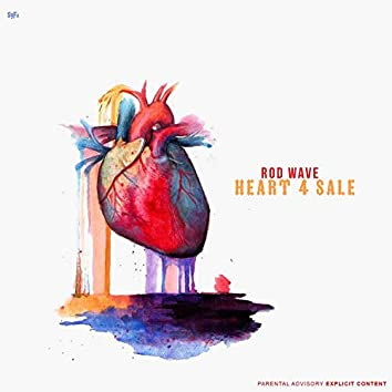 Heart 4 Sale