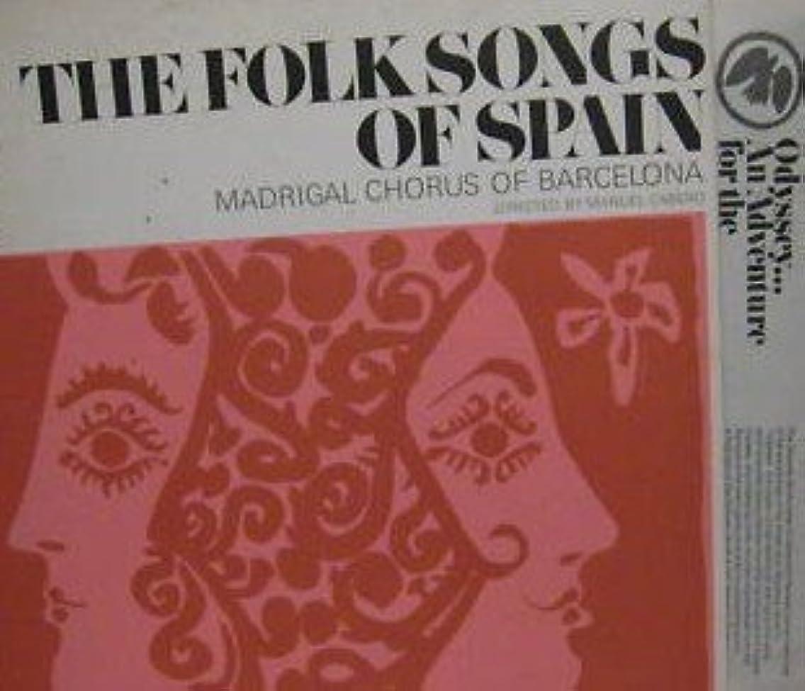 The Folk Songs Of Spain