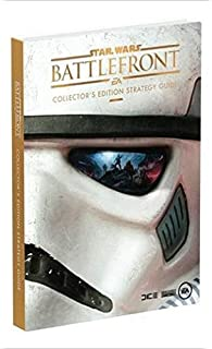 Prima Publishing Star Wars Battlefront Collectors Edition Guide